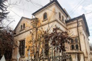 Къщата на Манчеви в град Лом